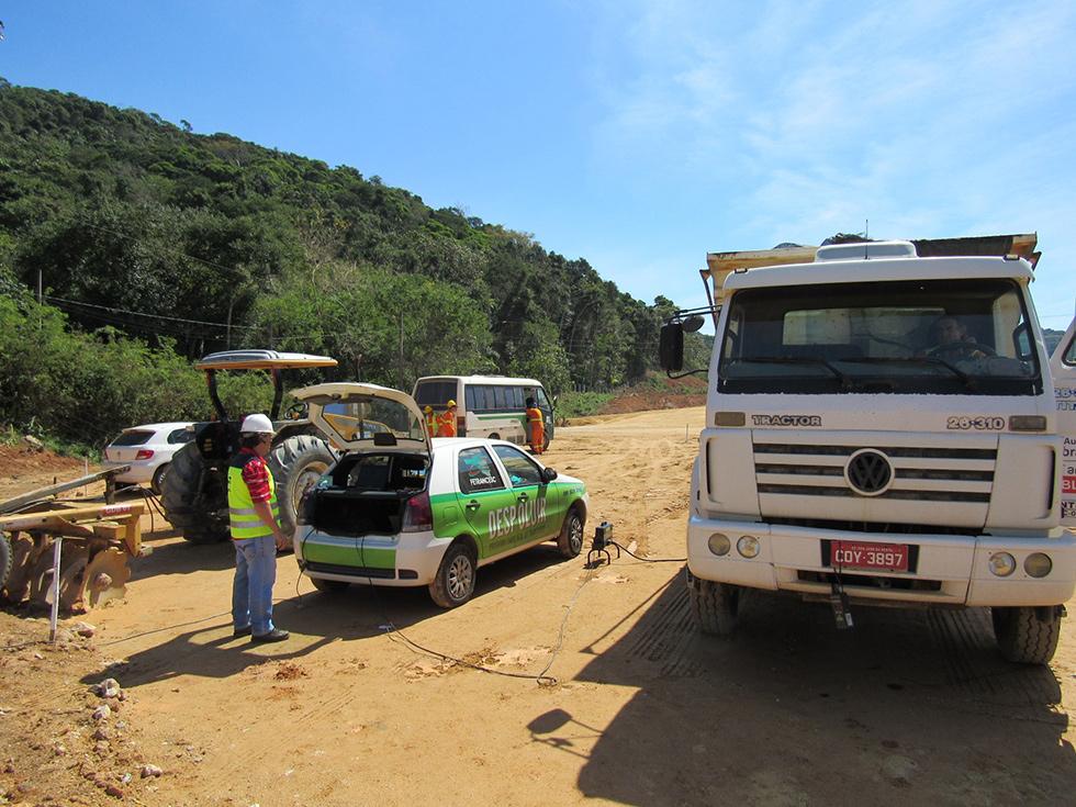Autopista Litoral Sul realiza 3º Campanha Despoluir na Obra Contorno Rodoviário de Florianópolis