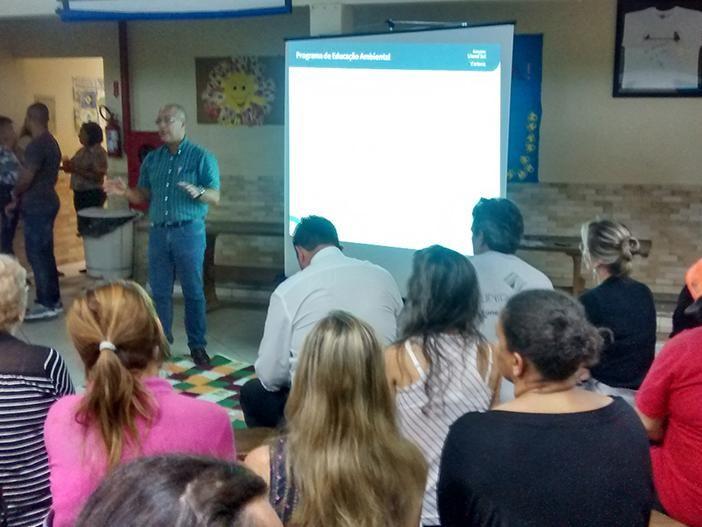 O Contorno de Florianópolis dentro das escolas