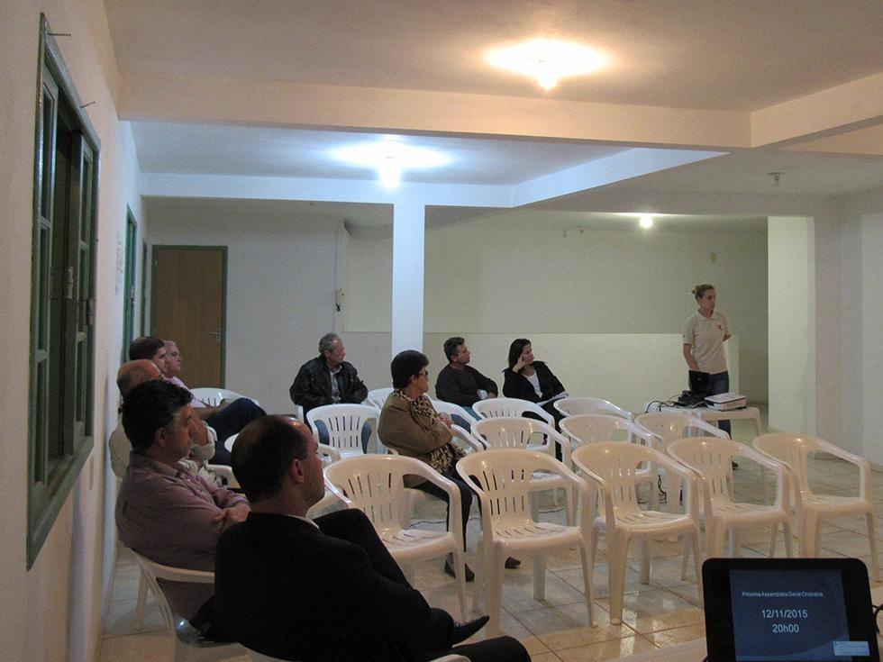 Autopista Litoral Sul apresenta informações sobre os Programas Ambientais do Contorno Viário para comunidade de Governador Celso Ramos