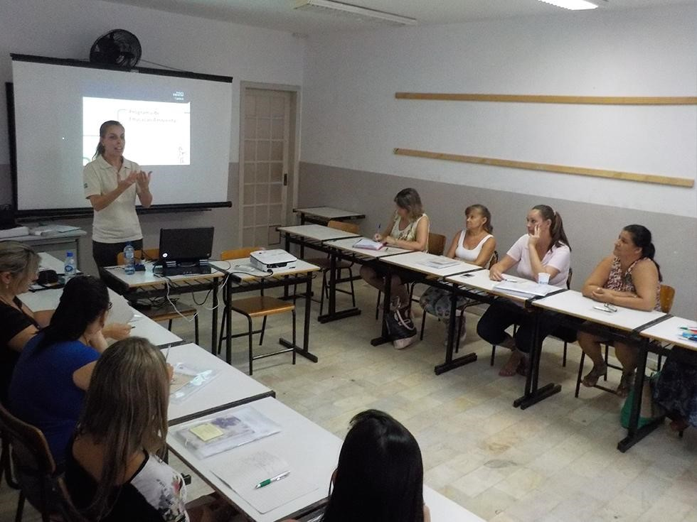 Professores participam da Segunda Capacitação sobre Meio Ambiente
