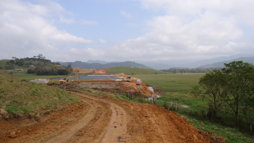 Contorno de Florianópolis, Trecho Norte - Agosto de 2015