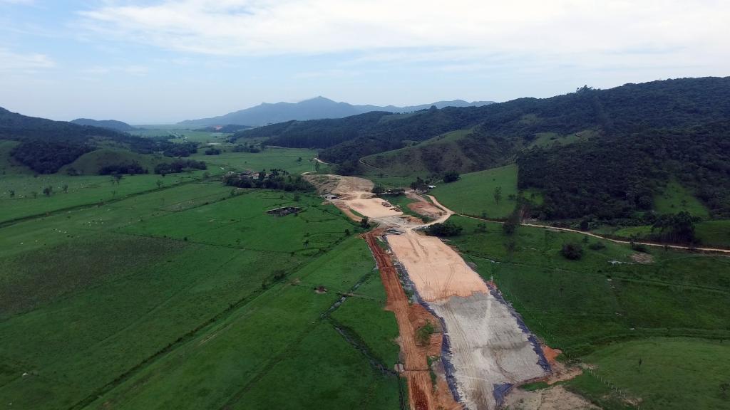Contorno Viário de Florianópolis - Trecho Norte - Biguaçu