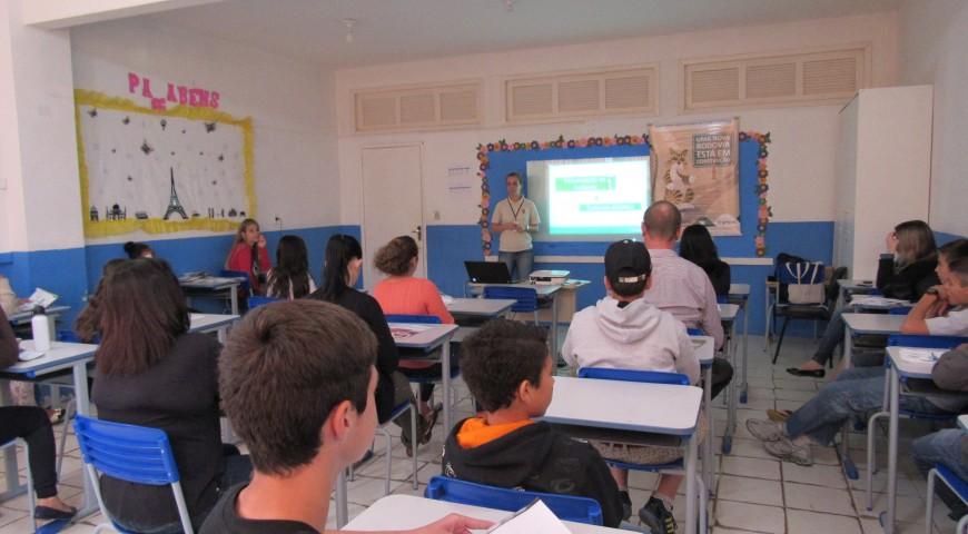EDUCAÇÃO AMBIENTAL NA REGIÃO DAS OBRAS DO CONTORNO TEM BALANÇO POSITIVO