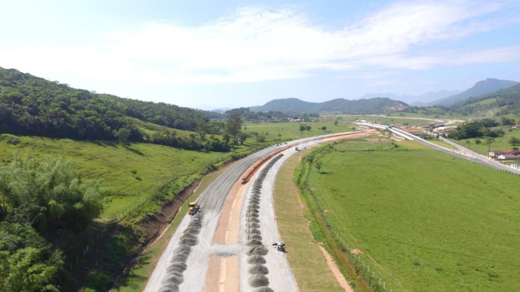 Evolução das obras no Trecho Intermediário - Novembro de 2016.JPG