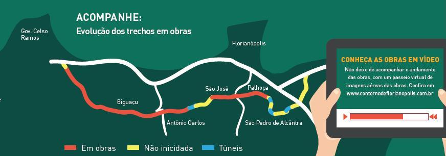 Mapa acompanhamento obras