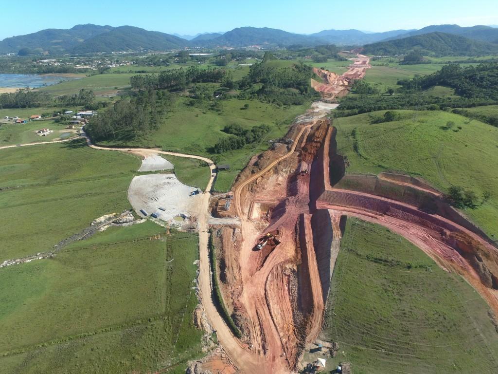 Contorno de Florianópolis  - Dezembro de 2017
