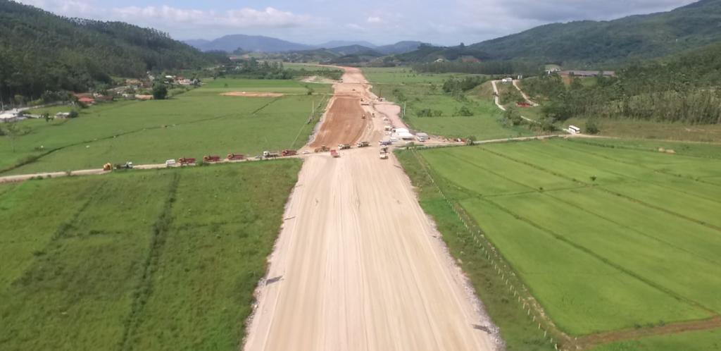 Obras Contorno BIguaçu - Março de 2018 3