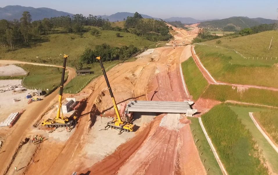 Junho de 2018 Trecho Norte Biguaçu 3