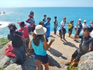 Visita ilha do campeche 03.04