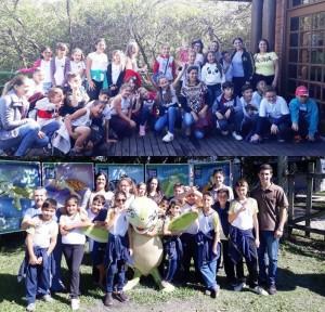 Estudantes são premiados por ações de Educação Ambiental