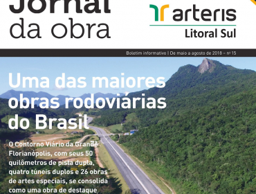 JORNAL DA OBRA – 15ª EDIÇÃO