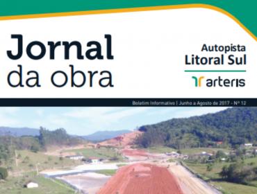 JORNAL DA OBRA – 12ª EDIÇÃO