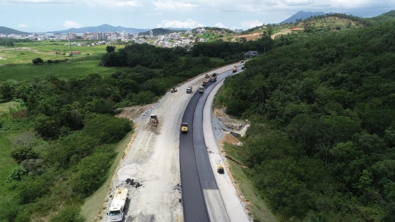Projeto do Trecho Sul do Contorno Viário de Florianópolis é aprovado