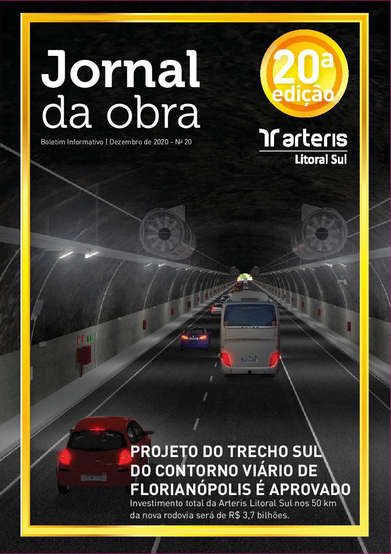 JORNAL DA OBRA – 20ª EDIÇÃO