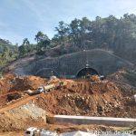 Túneis 2 e 3 recebem escavações subterrâneas